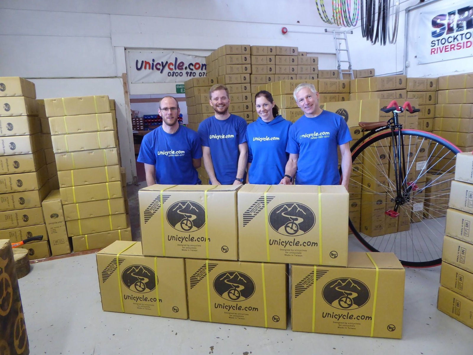 Unicycle.com (UK) Staff