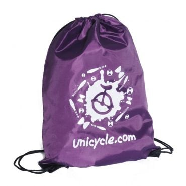 Unicycle.com Bag - Purple