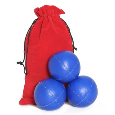Juggling Ball Set - Blue