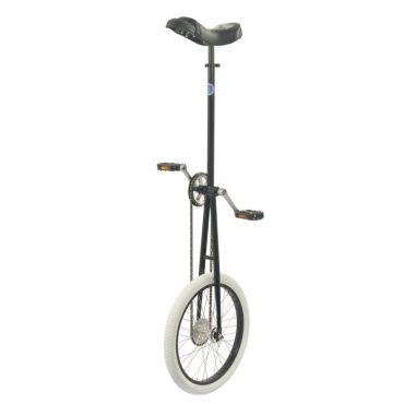 5' Club 'SingleChain' Giraffe Unicycle - Black