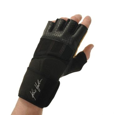 Kris Holm Fingerless Pulse Gloves