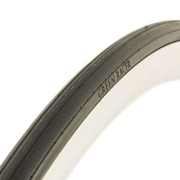 GreenTyre 700c x 20 'Race' Tyre - Black