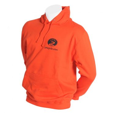 Unicycle.com Hoodie - Orange