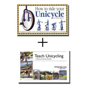 Unicycle Book Set