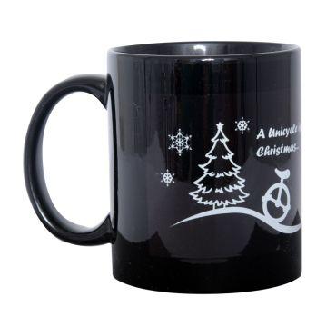 Christmas Unicycle.com Mug