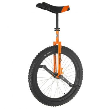"24"" Nimbus MUni Unicycle - Orange"