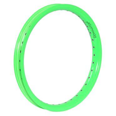 """19"""" Nimbus 'Dominator2' Rim - Green"""