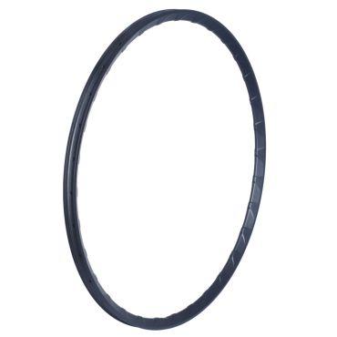 """36"""" Braus by Alchemist carbon fibre rim, 32 Holes"""