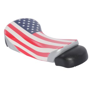 Unicycle.com Saddle - Stars & Stripes