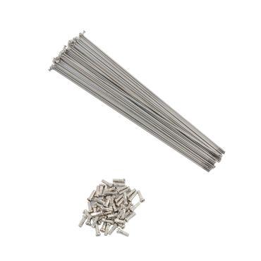 Spokes - 12Gauge, Stainless Steel