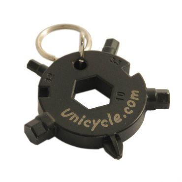 Unicycle.com Multi Tool Keyring