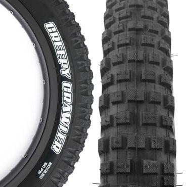 "Maxxis Creepy-Crawler Tyre - 19 x 2.5"""
