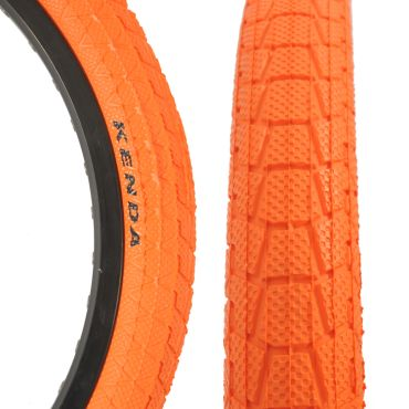 """Kenda Krackpot 20"""" x 1.95"""" Tyre - Orange"""