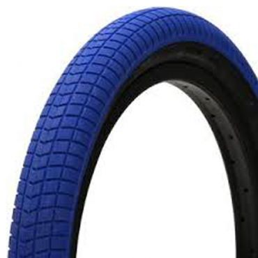 "Primo V-Monster 20"" x 2.40"" Tyre - Blue With Black Sidewall"