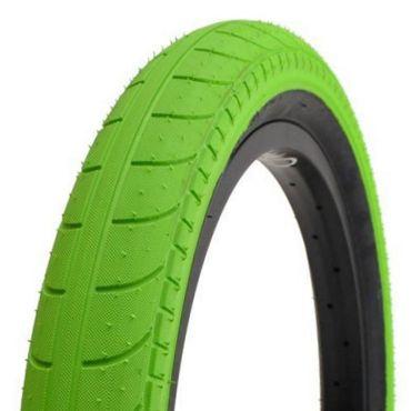 "Stranger Ballast 20"" x 2.45"" Tyre - Green With Black Sidewall"