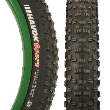 "Kenda Havok Sport 27.5 x 3"" Tyre"