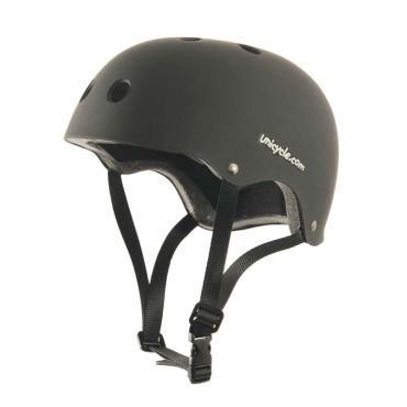 Unicycle.com Cycle Helmet - Black