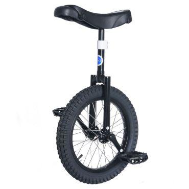 "16"" Club Beginners Trials Unicycle - Black"