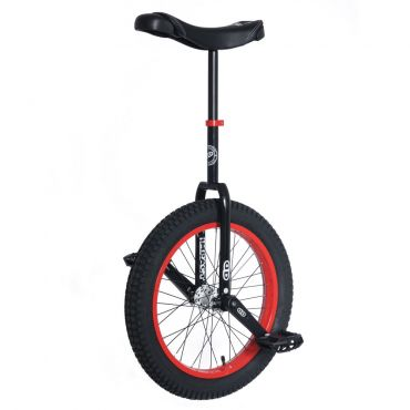 "19"" Impact Athmos Unicycle - Black (42mm)"