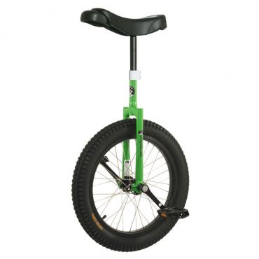 "19"" Club Beginner Trials Unicycle - Green"