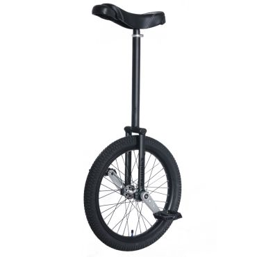 "20"" Nimbus Equinox-Pro Unicycle - Black"