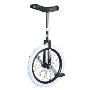 "20"" Nimbus II Unicycle - White/Black"
