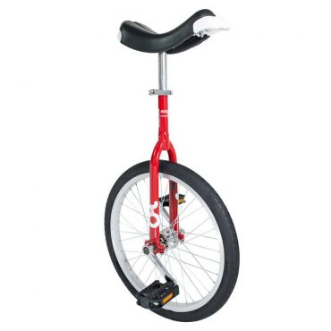 "20"" OnlyOne Learner Unicycle - Red"
