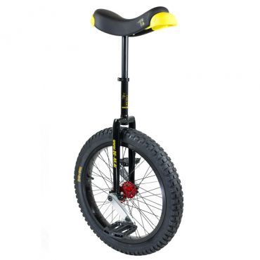"20"" Qu-Ax 'Crossfire' Trials Unicycle"