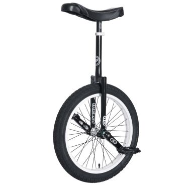 "20"" Impact Sylph Unicycle - Black (42mm)"