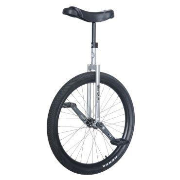 """26"""" Nimbus II Unicycle - Black/Chrome"""