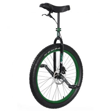 "27.5"" Nimbus 'Oracle' Unicycle - Racing Green"
