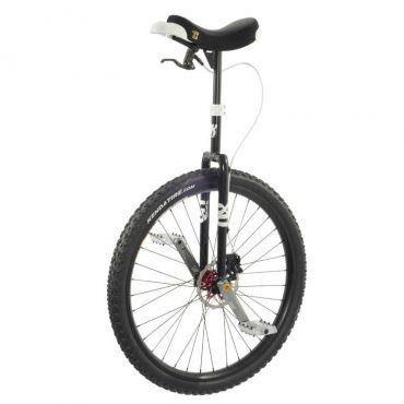 """29"""" Q-Axle Disc Unicycle - Black"""