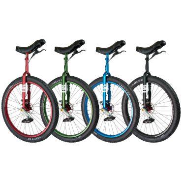 "29"" Qu-Ax RGB MUni Unicycle"