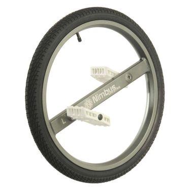 """20"""" Nimbus Aluminium Ultimate Wheel - Silver"""