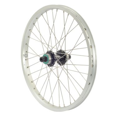 "20"" Nimbus Eclipse Wheel - Silver"