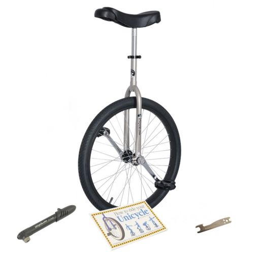 "24"" Adult Unicycle Learner Pack"