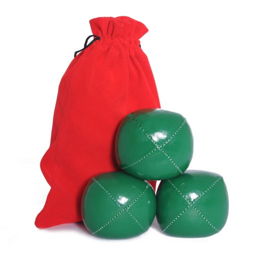 Juggling Ball Set - Green (120g)