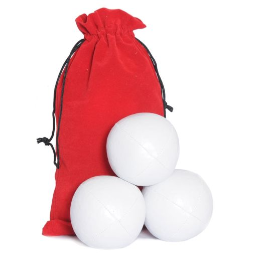 Juggling Ball Set - White