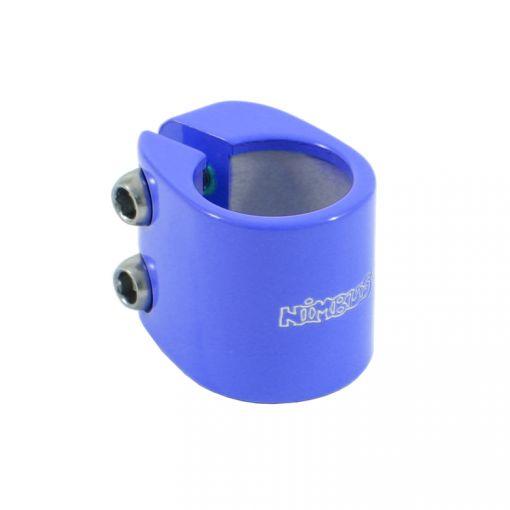 Nimbus Seatpost Clamp - Blue (28.6mm) #DK