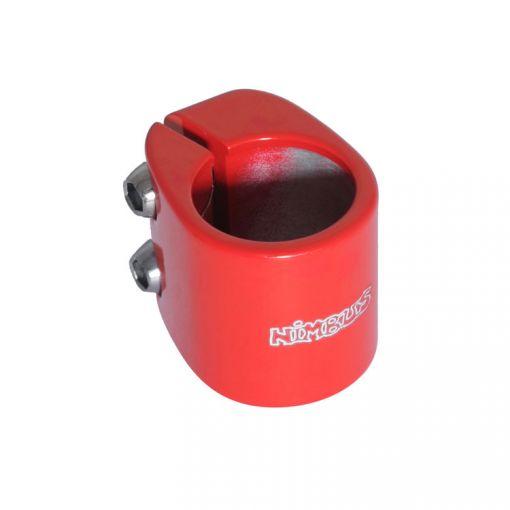 Nimbus Seatpost Clamp - Red (28.6mm) #DK