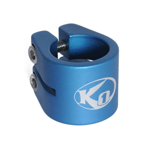 KOXX Seatpost Clamp - Blue (31.8mm)