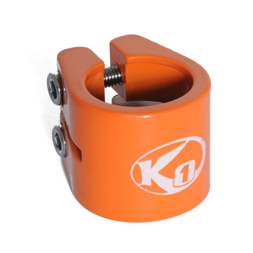 KOXX Seatpost Clamp - Orange (31.8mm)