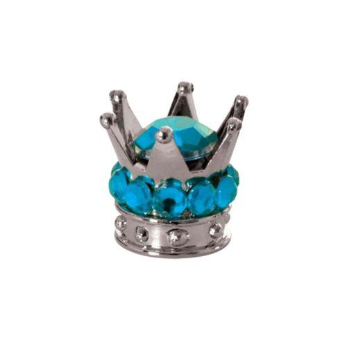 Crown Valve Cap - Blue