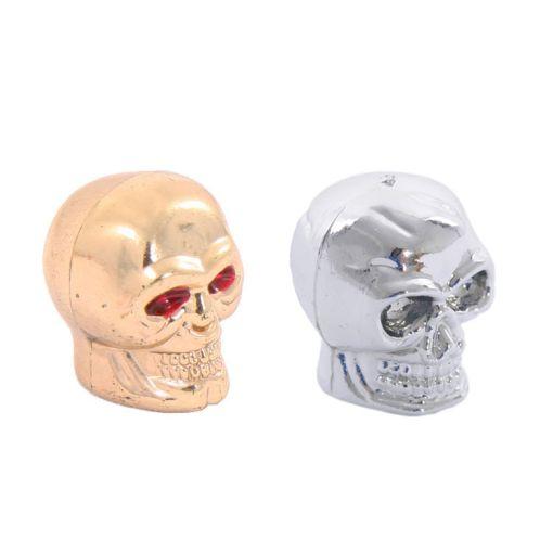 Skull Valve cap