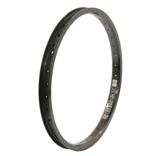 "20"" Gusset 'Black Dog' Rim - 36 Holes"