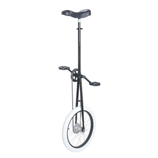 5' Club Single Chain Giraffe Unicycle - Sparkle