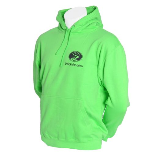 Unicycle.com Hoodie - Green
