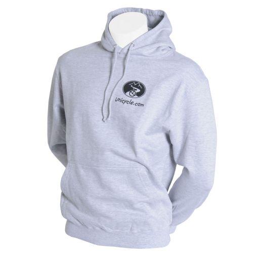 Unicycle.com Hoodie - Grey