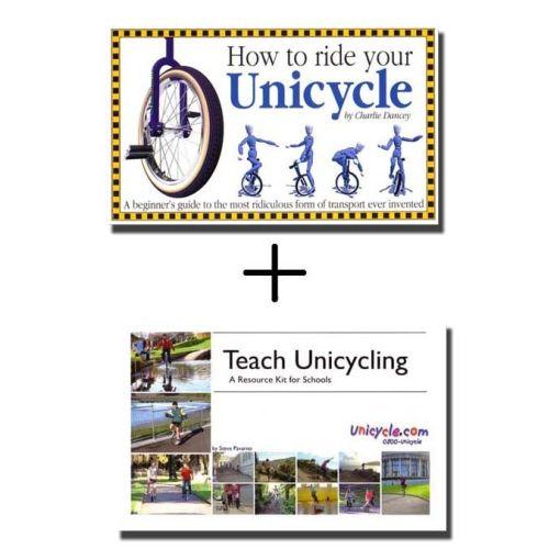 Unicycle Book Set