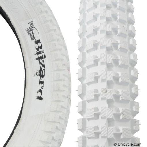 """Nimbus Blizard Tyre - 19 x 2.5"""" (White)"""